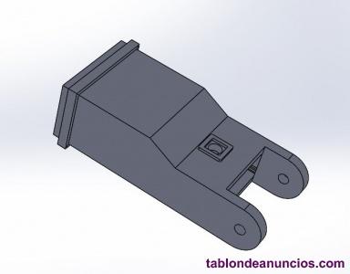 Diseño de piezas ECONÓMICO