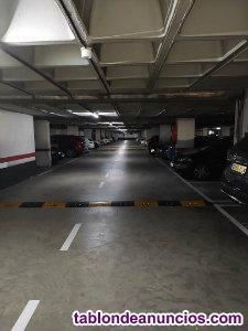 Parking congres badalona
