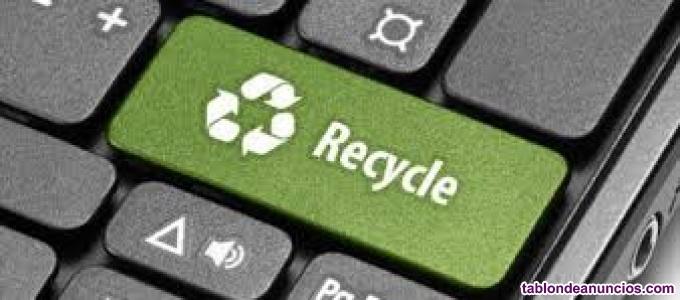 Venta de empresas de reciclajes varios bna