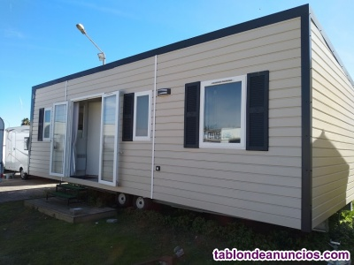 Mobilhome Trigano Evolution 33 850x4 con tres dormitorios