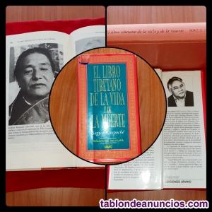 EL LIBRO TIBETANO DE LA VIDA Y DE LA MUERTE. Sogyal Rimpoche.PROLOGO DEL DALAI L