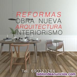 Reformas / obra nueva