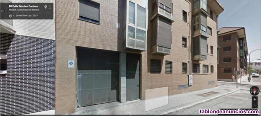 Alquiler plaza garaje zona Pradillo, López de Hoyos, Clara del Rey