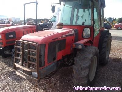 Tractor antonio carraro trg 9400 reversible.