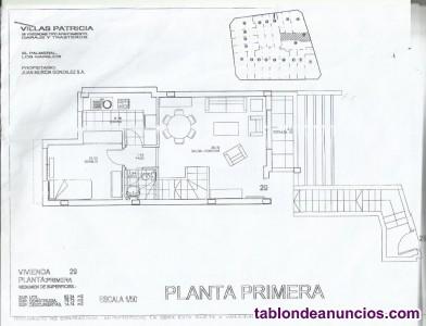 Apartamento Duplex con dos terrazas