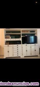 Se vende: aparador, libreria y mesa de comedor