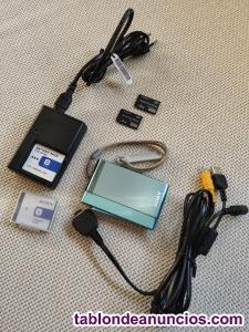 Cámara Sony CYBERSHOT DSC-T90