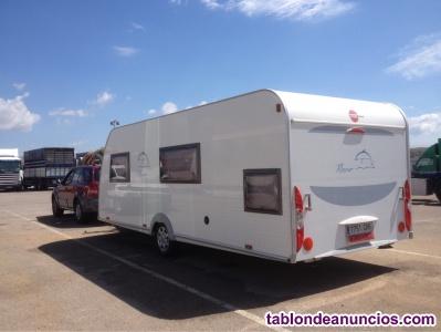 Caravana Burstner Flipper 550tk
