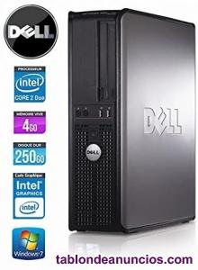 Dell Optiplex 380 Core 2Duo