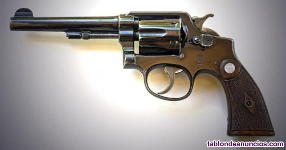 Vendo revolver S&W mod Victoria