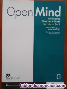 Libros open mind. Advanced. Macmillan. Advanced