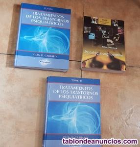 Libros de psicología y psiquiatría