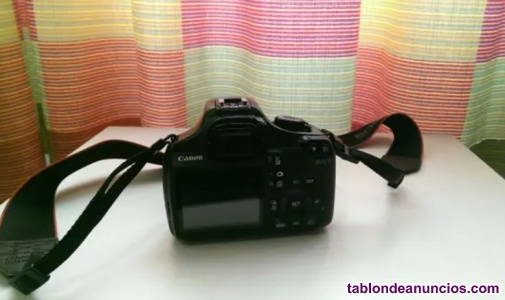 Canon 1100D Kit completo