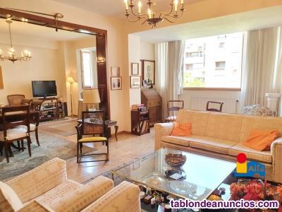 ¡Excepcional piso en Bretón de los Herreros a solo unos metros de la Castellana!