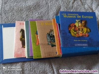 Enciclopedia interactiva museos europa