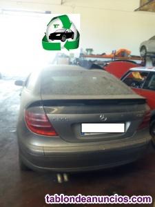 Despiece Mercedes Sport Coupe