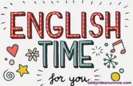 Clases online inglés