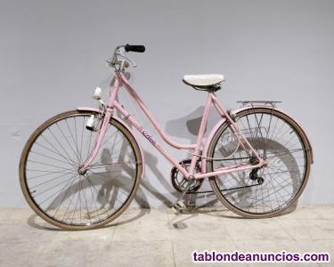 Bicicleta paseo ORBEA rosa
