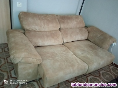 Sofa comodisimo 3 plazas