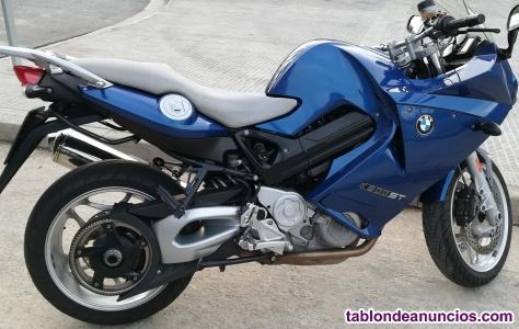Moto bmw f800st
