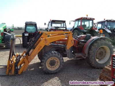 Tractor VALTRA M120 RESERSIBLE.