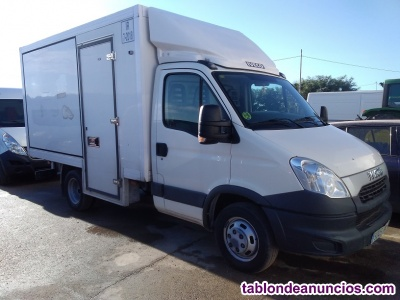 Iveco daily 35c11 caja isotermo.