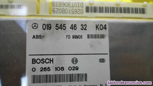 Centralita abs mercedes-benz bm serie 202 berlina 180