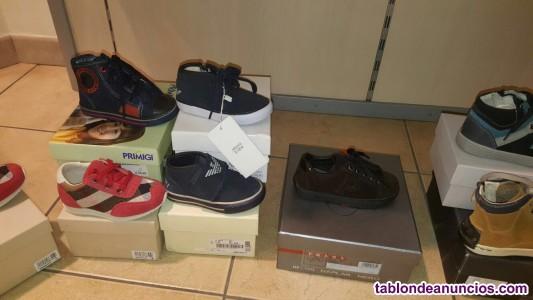 Venta lote calzado infantil