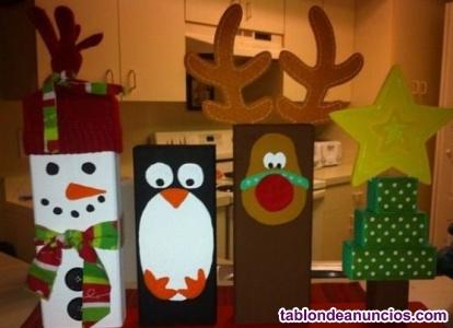 Taller de Navidad en inglés y castellano. Vía internet.