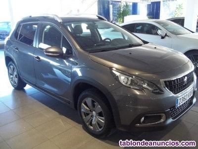 Peugeot 2008 signature ptech 82 cv