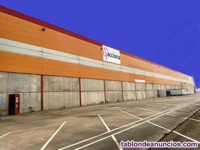 Alquiler o venta de parcela y nave industrial o agrario