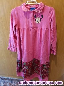 Camisón disney rosa 8-9 años