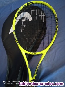 Vendo raqueta de tenis nueva