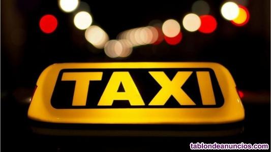 Se venden 2 licencias de taxi. Tordera y Fogars
