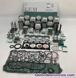 Kubota v2203 master kit de reconstrucción de motor