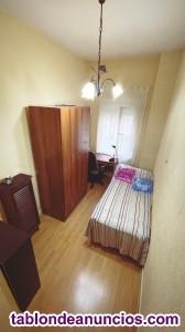 Alquiler de habitaciones luminosas en zona residencia con muy buena comunicación