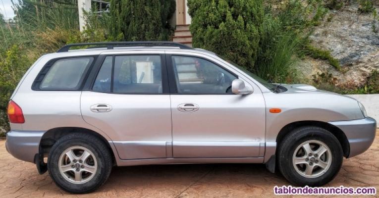 Hyundai Santa Fe 2.0 CRDI 4X4