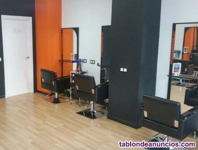 COWORKING Salon peluquería ESTETICA