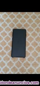 Samsung Galaxy S10 con funda