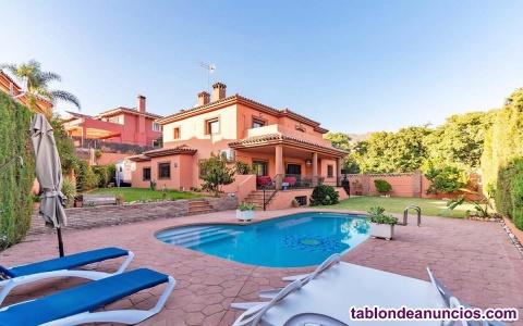 Venta villa Marbella zona norte cercana al Hotel D. Migue