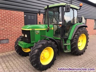 John Deere 6110 SE Tractor Excelentes condiciones!