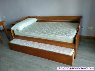 Se vende cama nido casi nueva