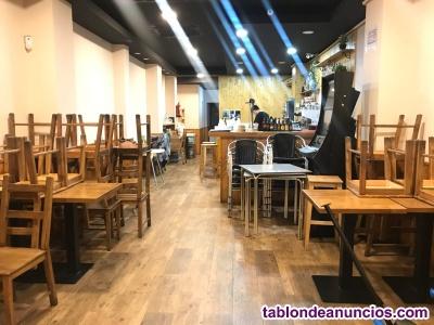 Bar restaurante zona clot/poble nou