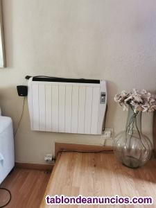 Radiador eléctrico bajó consumo