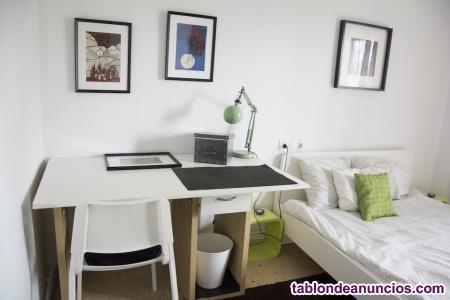 Bonita habitación con acceso a terraza en mejor zona de Palma