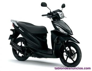 Venta moto Suzuki Address Ocasión
