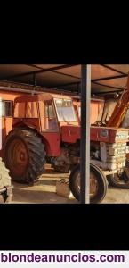 VENTA de tractor Ebro 160 segunda mano usado.