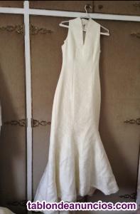 Vendo vestido de novia de alta costura