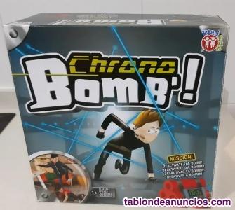 Juego Chrono Bomb