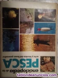 Libros de pesca y caza